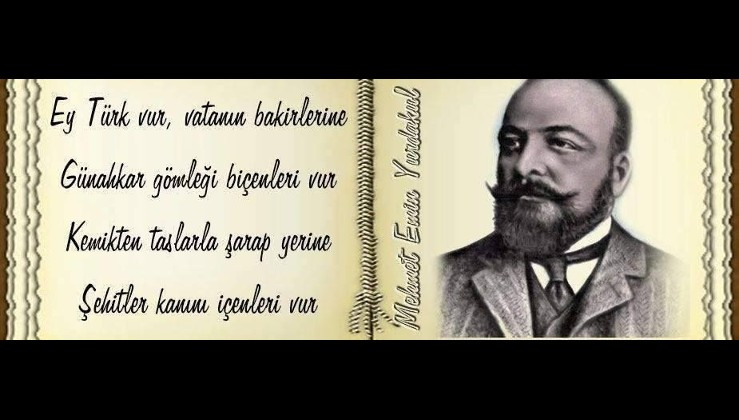 Mehmet Emin YURDAKUL,BIRAK BENİ HAYKIRAYIM