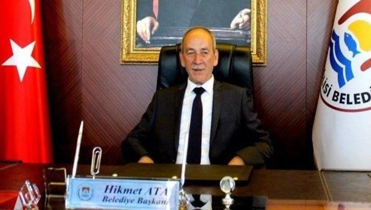 DSP'den istifa eden Tekirdağ Marmaraereğlisi Belediye Başkanı Hikmet Ata AK Parti'ye geçti