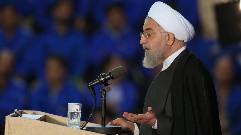 Ruhani: ABD baskısına rağmen petrol ihracatımız sürecek