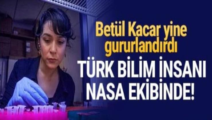 Türk bilim insanından gururlandıran başarı