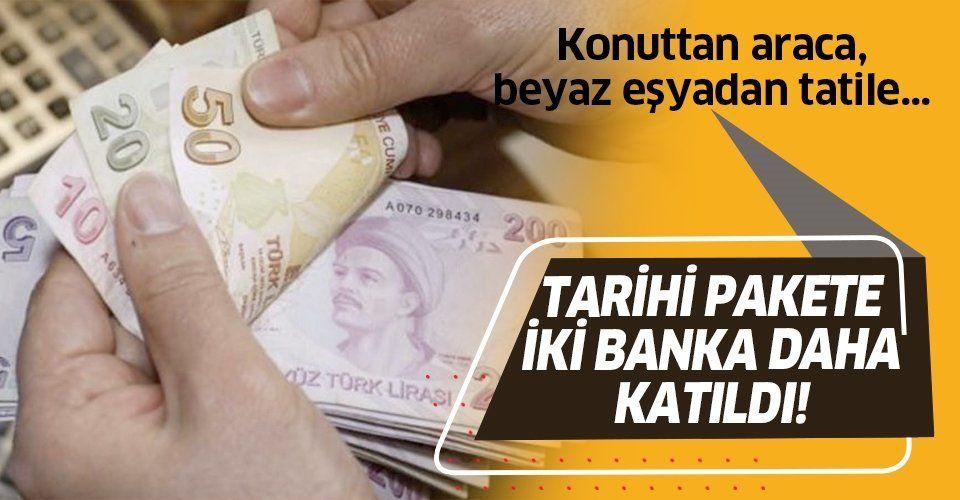 Son dakika: Kamu katılım bankalarından 4 yeni finansman paketi! Konut kredisi, taşıt kredisi...