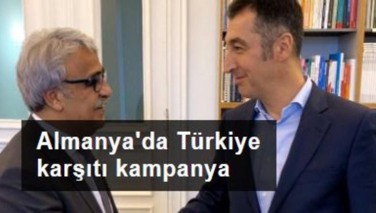Almanya'da Türkiye karşıtı kampanya
