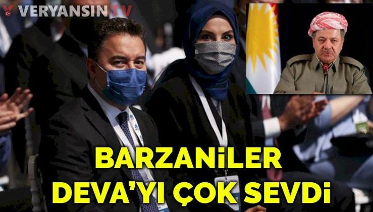 Barzaniler Deva'yı çok sevdi!