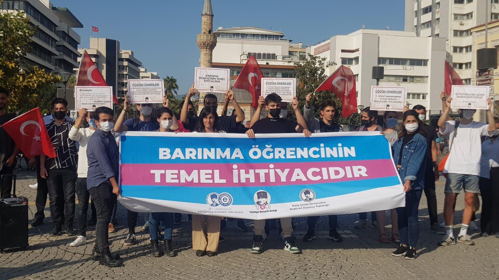 TGB'den İzmir Valiliğine Çağrı