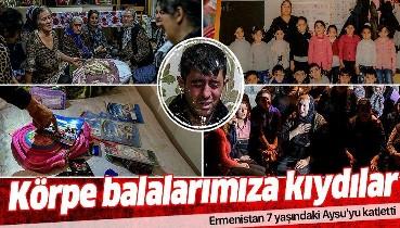 Ermenistan ateşkese rağmen misket bombasıyla saldırdı: 7 yaşındaki Aysu ve 3 Türk daha yaşamını yitirdi