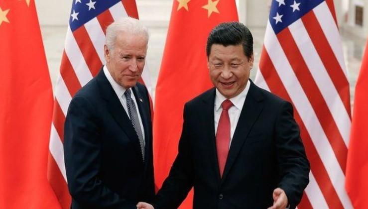 Çin Devlet Başkanı Şi Cinping'den Joe Biden'a tebrik