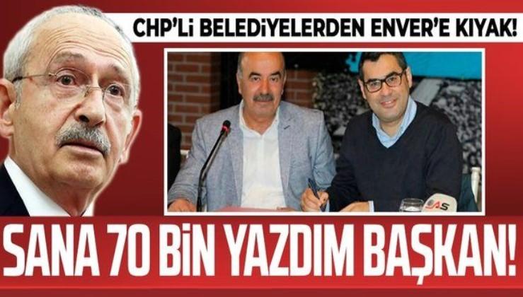 Enver Aysever'e 'danışman' kıyağı: Yılda 70 bin lira aldığı ortaya çıktı!