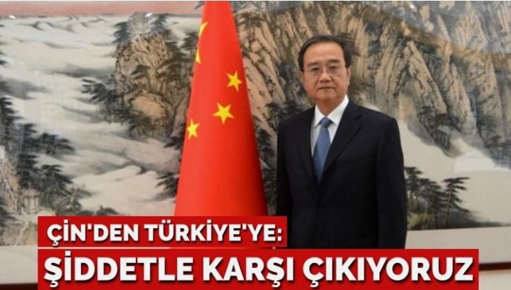 Çin Türkiye'nin hayvan ithalatını durdurma kararına tepki gösterdi