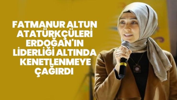 """""""Manda ve himaye isteyen Atatürk'ün ifadesi ile gaflet, dalalet ve hatta hıyanet içinde olan iç bedhahlara karşı bütün gerçek Atatürkçüleri..."""""""