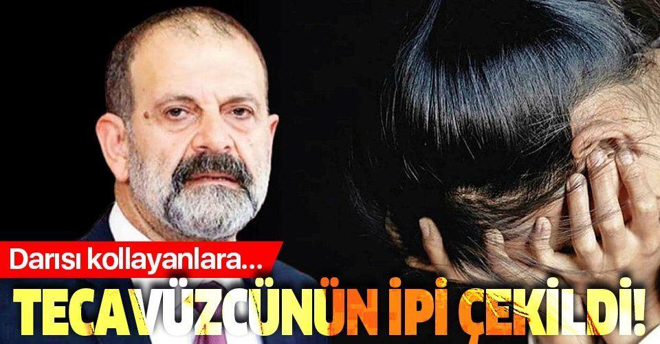HDP'li tecavüzcü Tuma Çelik hakkında flaş karar! Yasama dokunulmazlığı kaldırılıyor