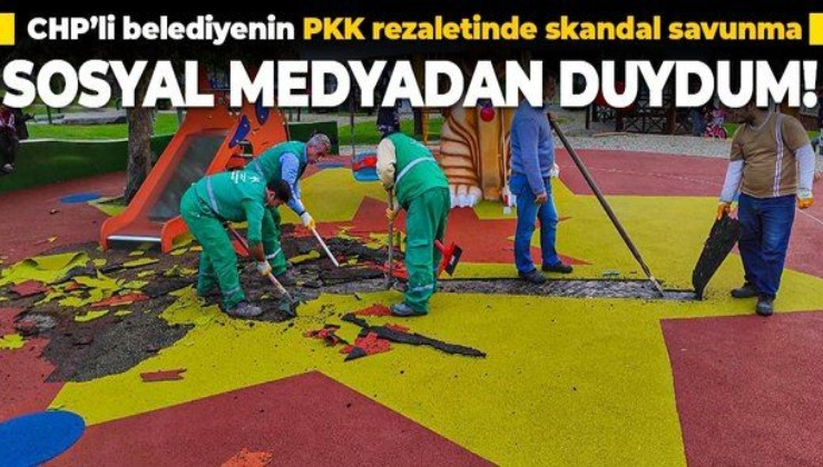 SON DAKİKA: CHP'li Küçükçekmece Belediyesi'nin PKK rezaletinde skandal ifadeler: Sosyal medyadan duydum