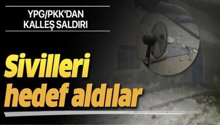 Son dakika: YPG/PKK'dan Cerablus'taki sivillere saldırı.