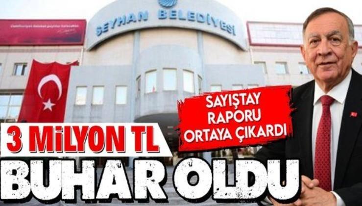 CHP'li Seyhan Belediyesi'nin 3 milyon liralık vurgunu! Gecekondu fonu buhar oldu
