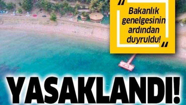 İçişleri Bakanlığı'nın duyurduğu genelgenin ardından flaş açıklama! 31 Ekim'e kadar yasaklandı!