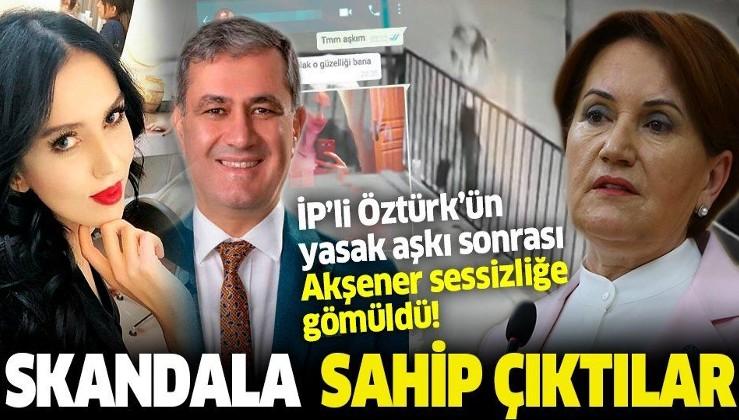 İYİ Partili Elmalı Belediye Başkanı Halil Öztürk'ün yasak aşk skandalına sahip çıktılar