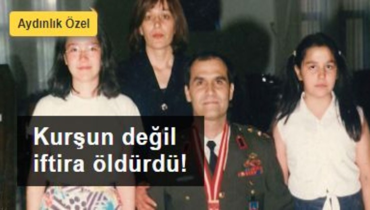 FETÖ tertibinin subay şehitleri: Kurşun değil iftira öldürdü!