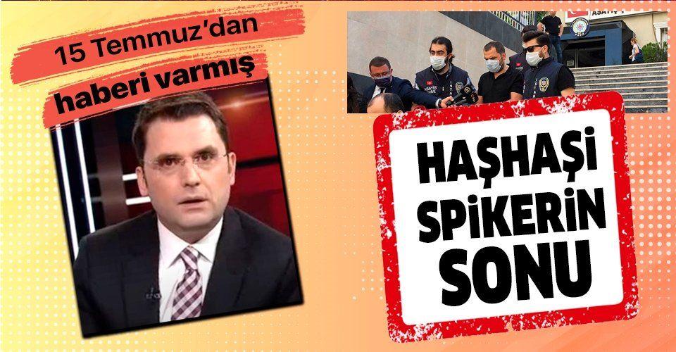 Tutuklanan FETÖ'cü Erkan Akkuş'un, darbe girişiminden haberdar olduğu ortaya çıktı!