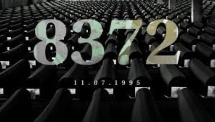 Avrupa'nın ortasında Srebrenitsa katliamı