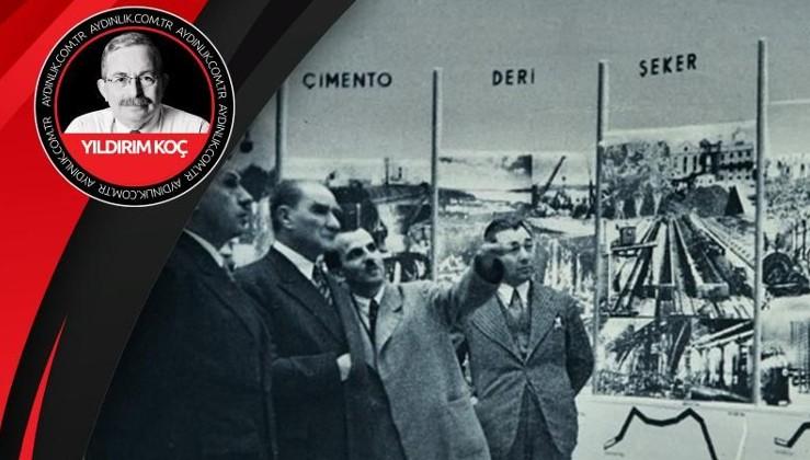 Türkiye'de Atatürk döneminde bir milli burjuvazi var mıydı?