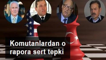 Komutanlar Atlantik Konseyi'nin Türkiye'yi hedef alan raporunu değerlendirdi: Abd'nin tehditlerine karşı iç cepheyi güçlendirelim