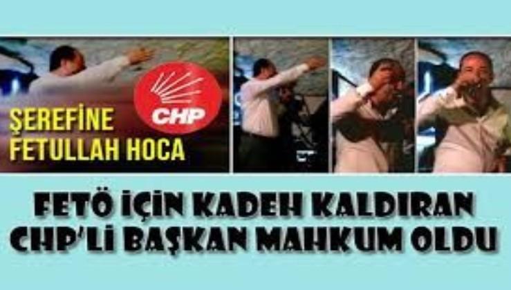 15 Temmuz'da darbecilerin şerefine kadeh kaldıran CHP'li Edirne Belediye Başkanı Recep Gürkan hakkında karar verildi