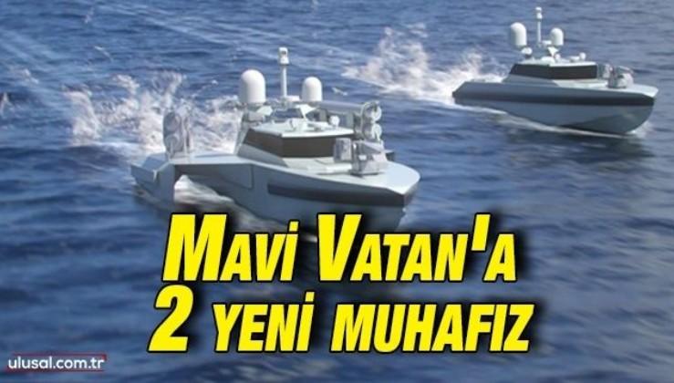 Mavi Vatan daha güçlü savunulacak: 2 yeni insansız deniz aracı üretiliyor