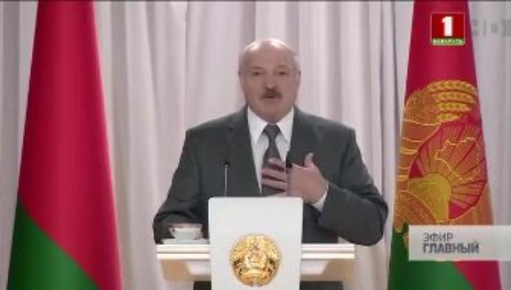 """""""Путін не може собі дозволити воювати проти єдиного, що залишився, союзника!"""" - Лукашенко (відео)"""