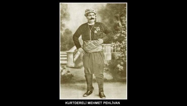 11 Nisan 1939 Kurtdereli Mehmet Pehlivan'ın 81. Ölüm Yıl dönümü
