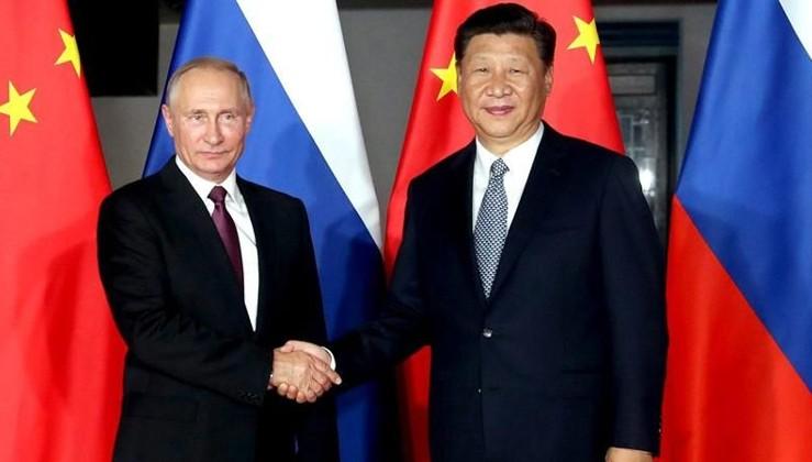 Çin'in Rusya'ya yatırımı yüzde 20 arttı