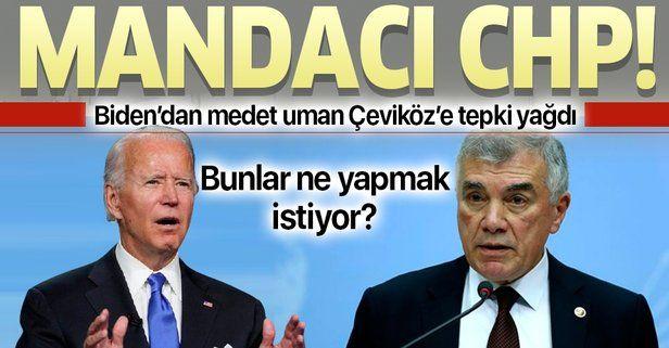 Ya istiklal, ya ölüm diyerek mandayı reddeden Atatürk'ün partisi bu olamaz!