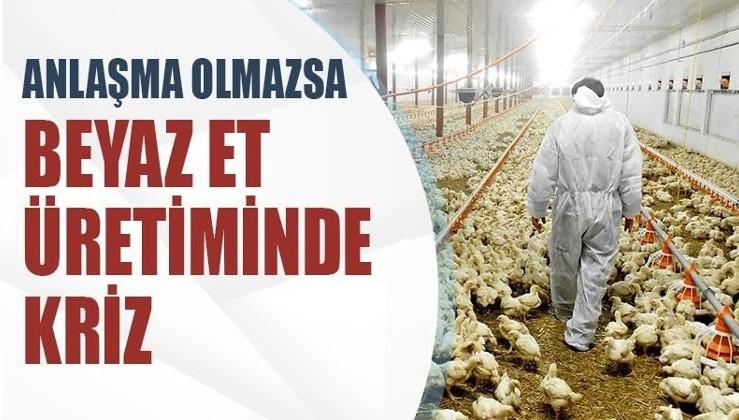 Anlaşma olmazsa Beyaz et üretiminde kriz