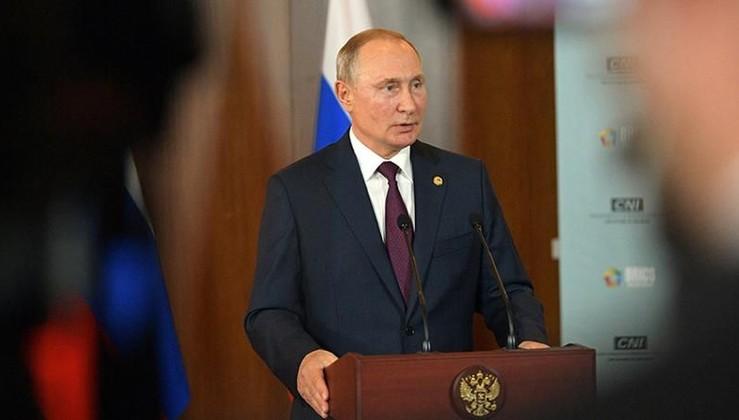 Putin: Çin'in karma ekonomisini inceliyoruz