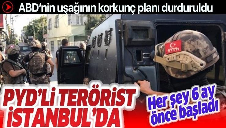 Terör örgütü PKK/PYD'nin sözde özel kuvvetler mensubu yakalandı!