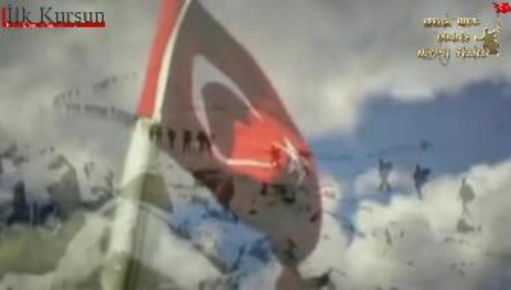 Vatan sana canım feda-Her Türk asker doğar