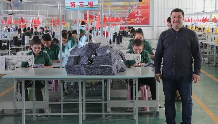 Çin'in başarı sırrını Sinciang'da gördük