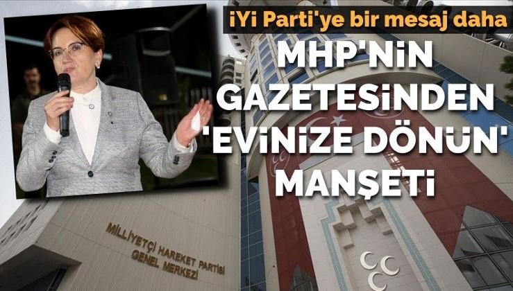 İyi Parti'deki liste krizinde MHP devrede: İP koptu haydi evlerinize