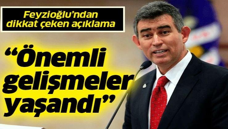 """Metin Feyzioğlu: """"TÜRKİYE'NİN ORDUSU GÜÇLÜDÜR"""""""