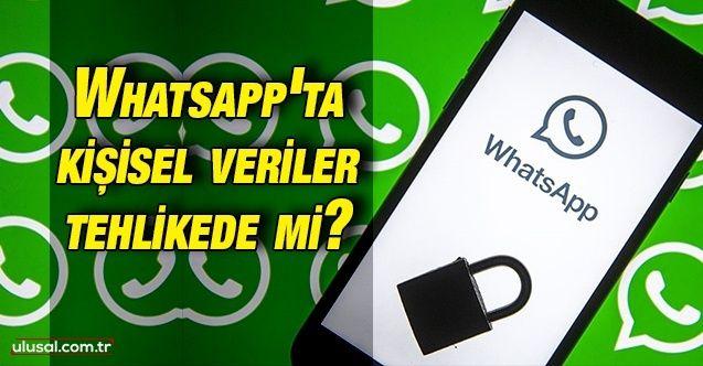 Whatsapp'ın gizlilik sözleşmesi devreye giriyor