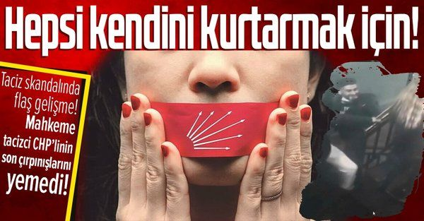 CHP'deki taciz skandalında flaş gelişme! İşte tacizci Umut Karagöz'e verilen cezanın gerekçesi
