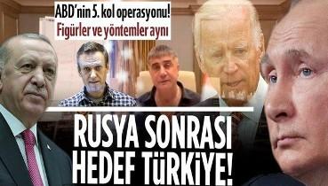 ABD'nin beşinci kol operasyonu deşifre oldu! Rusya'dan yıllar sonra hedef Türkiye: Figürler ve yöntemler aynı