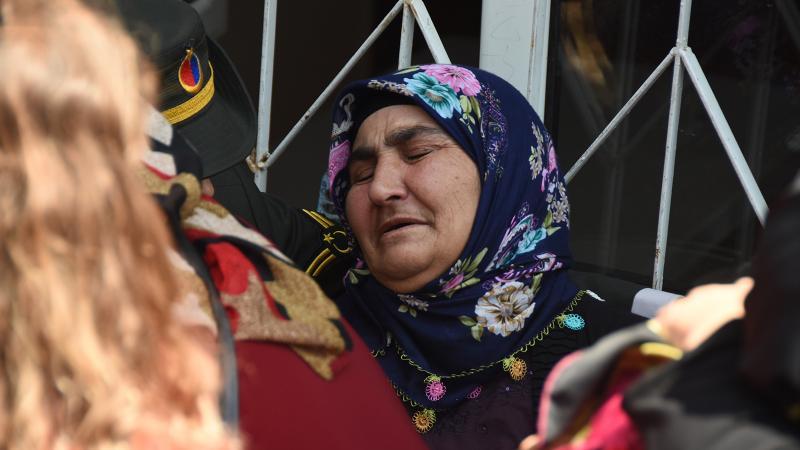 Şehit Nurcan'ın annesi: Onlar katlettikçe biz doğarız