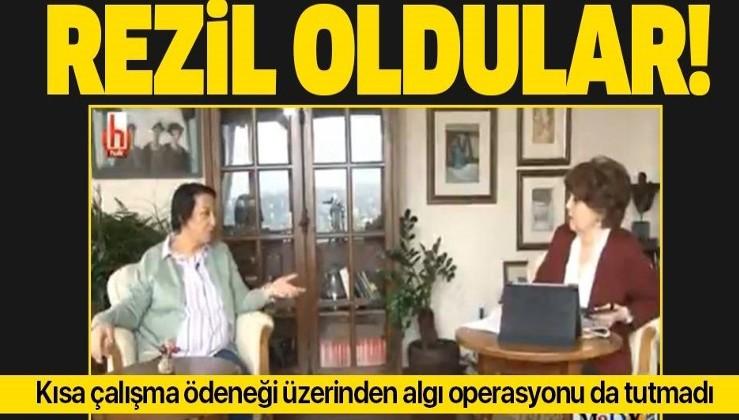 Kısa çalışma ödeneği üzerinden algı operasyonu da tutmadı! Cumhuriyet Gazetesi itiraf etti, Halk TV rezil oldu