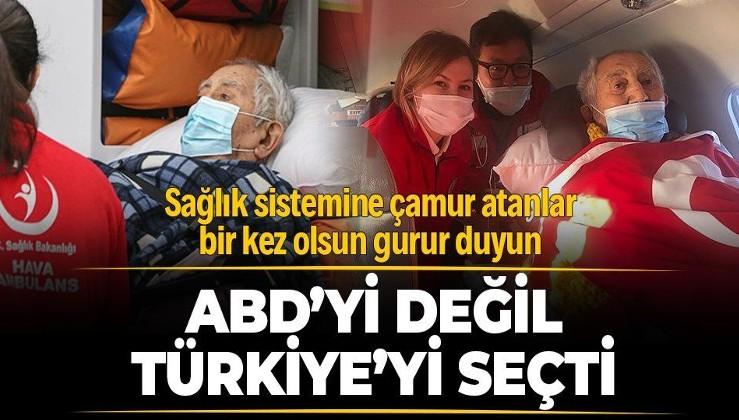 Kanser tedavisinin Türkiye'de devam etmesini isteyen Prof. Dr. İlhan Başgöz Türkiye'ye getirildi! (İlhan Başgöz kimdir?)