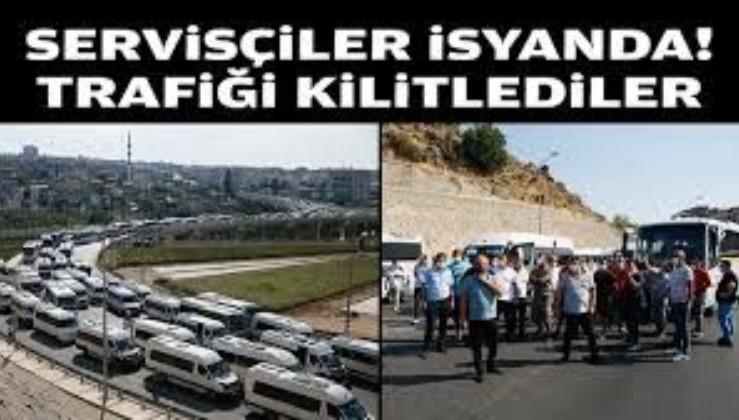 İzmirli servisçilerden belediyenin plaka kararına tepki! CHP'li Tunç Soyer'i istifaya davet ettiler