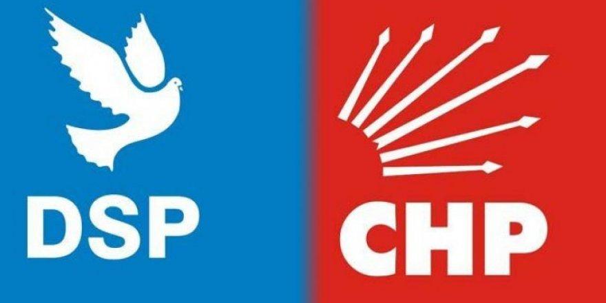 CHP'yi bırakıp DSP'den aday oldular