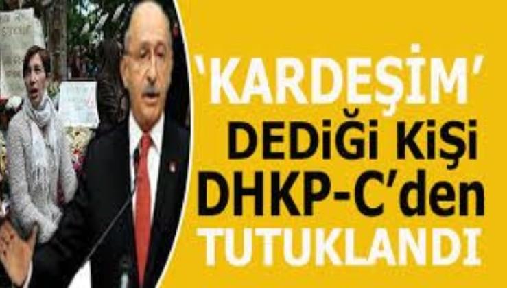 Kılıçdaroğlu'nun 'kardeşim' dediği Nuriye Gülmen DHKP-C'den tutuklandı!