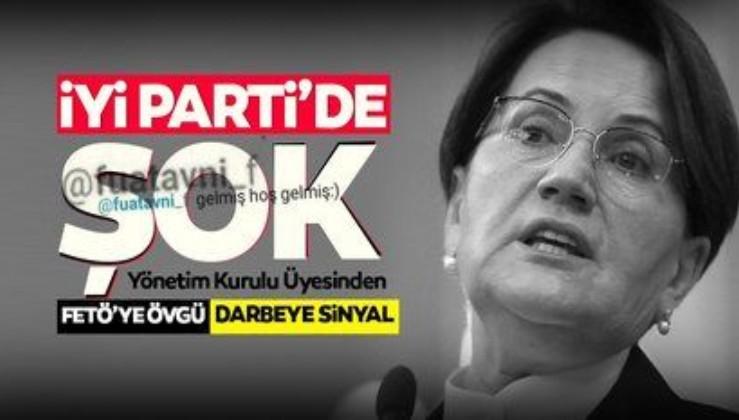 SON DAKİKA... İYİ PARTİ'de Fuat Avni ile yazışma şoku! Yönetim Kurulu üyesi...