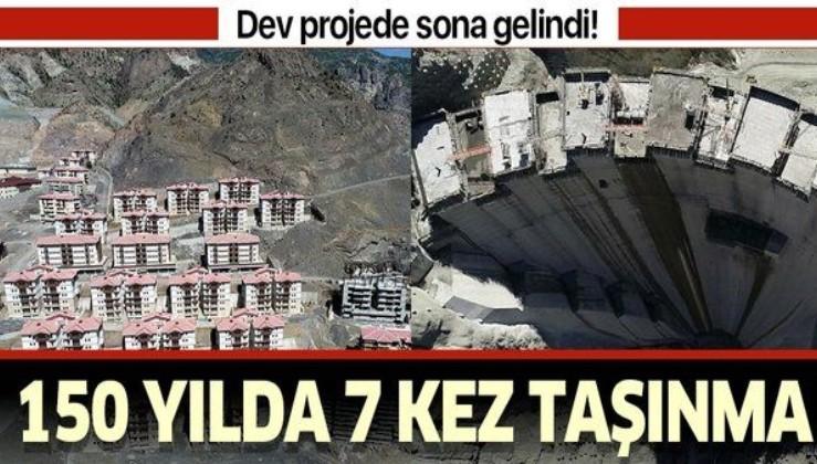 Tamamlandığında dünyanın en büyük üçüncü barajı olacak!