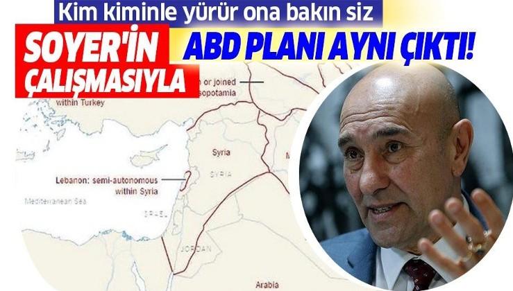 Atatürk bu planı çöpe attı: Tunç Soyer, 101 yıl önce yazılan ABD planını söylemiş