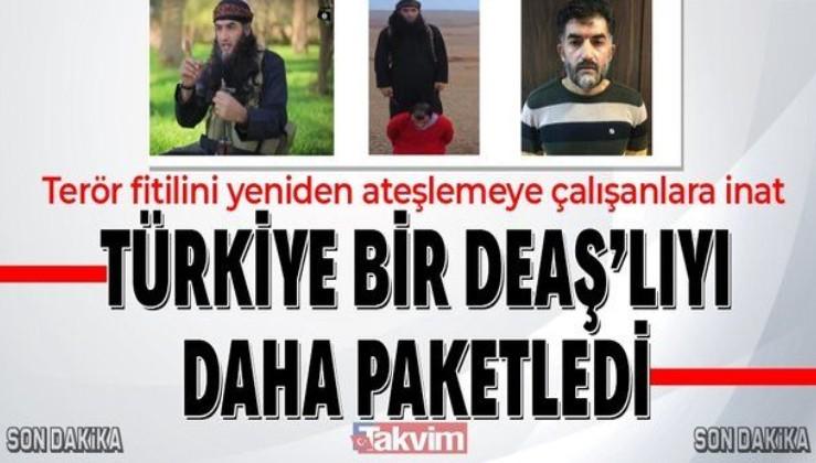"""Son dakika: Biden sonrası hareketlenen DEAŞ'a bir darbe daha! Sözde """"eğitim bakan yardımcısı"""" Sakarya'da tutuklandı"""